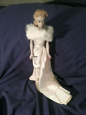 1959 #1 Barbie In Enchanted Evening Gown With History From New All Original Nr