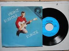 Schallplatte  ST45 Vinyl.  Heinz Rudolf Kunze