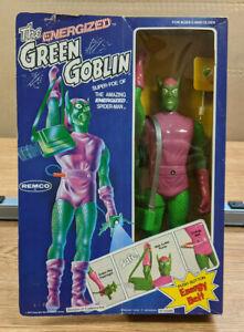 Remco Energized Green Goblin Action Figure - Vintage - 1978 - Spider-Man