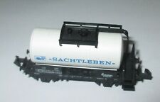 Minitrix 13622 Tank Wagon, 2-achsig, White, ´S ´ > Top