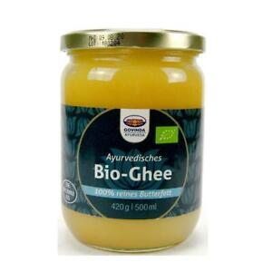 (28,90 EUR/kg) Govinda Ayurvedisches Ghee bio 500 g