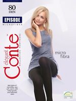 Conte TIGHTS Episode 80 den | Thick Warm Winter Durable Microfibre Pantyhose