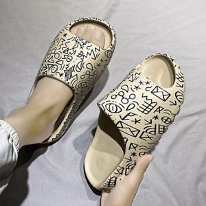 2021 summer men's and women's indoor EVA cool soft-soled beach shoes