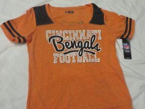 NFL Cincinnati Bengals Shirt/T-Shirt Women's M/Medium NWT!
