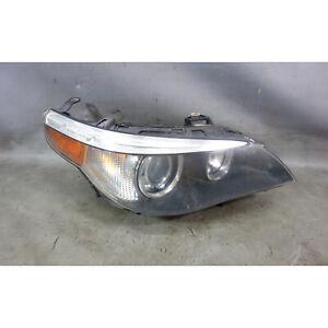 2005-2007 BMW E60 E61 5-Series Factory Right Front Xenon Adaptive Headlight OEM