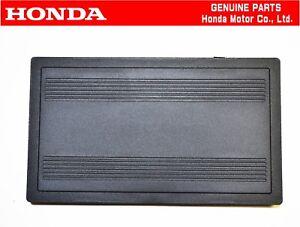 HONDA GENUINE CIVIC EK9 TPE-R Double DIN Radio Stereo Block Off Delete  OEM JDM