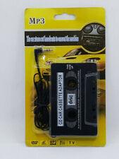 Mp3 Cd Car Cassette Adaptor 3.5 MM - New