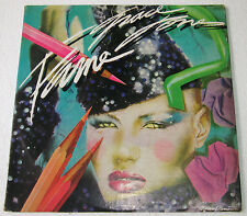 Philippines GRACE JONES Fame LP Record