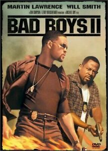 Like New WS DVD Bad Boys II (Two-Disc Special Edition) Will Smith, Martin Lawren