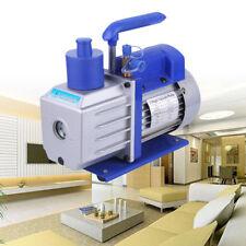 1/2HP 2 Stage 4.5CFM Refrigerant Vacuum Pump Refrigeration Tools Air Condition u
