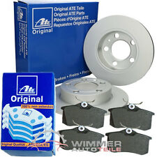 ATE Dischi Freno + Pastiglie Posteriore VW GOLF 4 Bora + POLO 9n 6r + NEW BEETLE 230mm