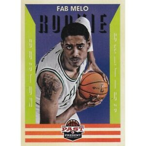 FAB MELO 2012-13 PAST & PRESENT ROOKIE