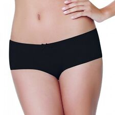 Affinitas Intimates - Allison Hipster Briefs - Black - Size L #11D422