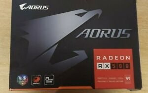 RADEON™ RX 580-8Gbps 8GB 256-bit GDDR5 Black colour never used great condition.
