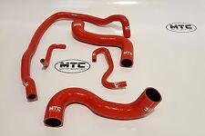 MTC Motorsport Vauxhall Corsa VXR Silicone Liquido Di Raffreddamento Kit tubo del radiatore ROSSI! MERIVA