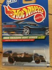 1999 Hot Wheels Treasure Hunt Limited Edition( Hot Wheels 500 ) Mint