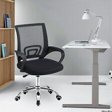 Mesh Office Chair Ergonomic 360° Swivel Lift Computer Desk Adjustable Height NEW