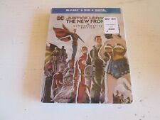 Justice League: The New Frontier -- Blu-ray Steelbook. Brand New. Mint.