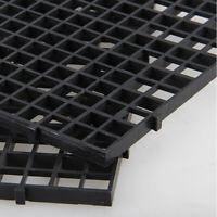 Aquarium Fish Tank  Filter Isolate Board Grid Divider Tray Egg Bottom Tool Y2Z