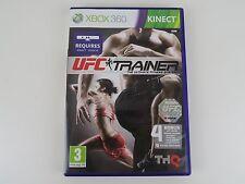 UFC Personal Trainer Xbox 360 Kinect UK PAL  **FREE UK POSTAGE**