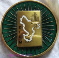 MED8365 - MEDAILLE Détachement de Légion Etrangère, MAYOTTE