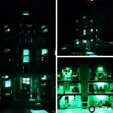 LED Light Kit Set ONLY For Lego 10228 Haunted House Lighting Bricks