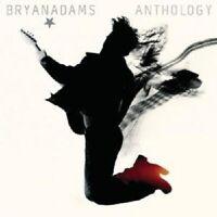 BRYAN ADAMS 'ANTHOLOGY (BEST OF)' 2 CD NEW+