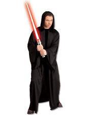 Adult Star Wars Black Sith Lord Costume Robe Standard 44 Halloween Disney