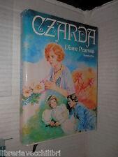 CZARDA Diane Pearson Euroclub 1983 Narrativa Club romanzo libro racconto storia