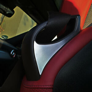 Mercedes SLK 172 Zierblenden Gurtfänger Aluminium R172 280 200 350 AMG55 AMG45