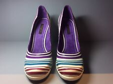 Women's Louis Vuitton multicoloured heels size 38.5
