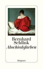 Abschiedsfarben | Bernhard Schlink | Buch | Deutsch | 2020