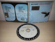 MARK KNOPFLER - SAILING TO PHILADELPHIA - CD
