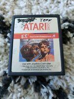 Atari 2600 ET The Extra Terrestrial .