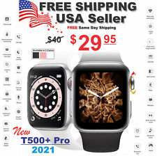 New 2021 T500+ Pro Smart watch series 6 for iPhone Android Bluetooth Waterpoof