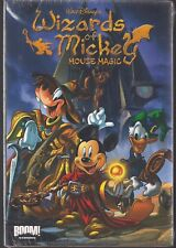 DISNEY WIZARDS OF MICKEY VOL 1 MOUSE MAGIC BOOM HARDCVR GN TPB SEALED OOP NEW