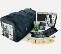 The Last of Us Part II Collector's Box Culturefly Duffel Bag Glass Pins & More!