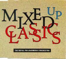 ROYAL PHILHARMONIC ORCHESTRA - Mixed up classics 3TR CDM 1990 POP / CLASSICAL