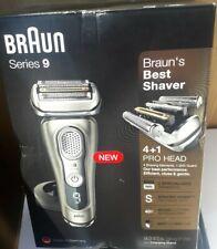 Braun Series 9 9345s Wet&Dry Inalámbrica PantallaPro graphite nuevo a estrenar