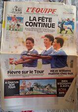 L'Equipe Journal 11/07/1994; Coupe du Monde de Football: Brésil-Pays-Bas