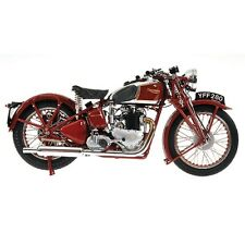 TRIUMPH SPEED TWIN 1939 ROT RED DIECAST MINICHAMPS PMA 122133700 1:12 NEW OVP