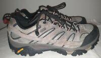 Merrell Men's Moab 2 Waterproof Hiking Shoes Boots Size 11 Regular Bark Brown