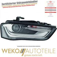 Xenonscheinwerfer links für Audi A4 1019985 Diederichs