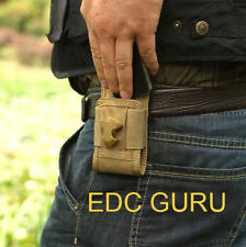 Cordura 1000D MOLLE Mobile Smartphone Cell Phone Belt Pouch Case #CP COMA
