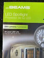 MR BEAMS LED Spotlight 250 Lumens MB361XT-BRN 20 Year LED Life Outdoor/Indoor