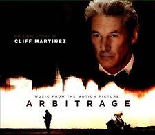 Arbitrage [Original Score] (CD, Sep-2012, Milan) ADVANCE PROMOTIONAL CD SEALED