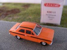 1/87 Wiking Ford Escort Mexiko orange 0203 05