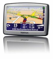TomTom XL - West Europe & UK Maps  Automotive GPS Receiver