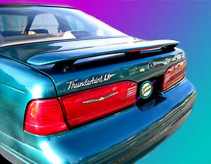 PAINTED FORD THUNDERBIRD CUSTOM STYLE SPOILER 1987-1998