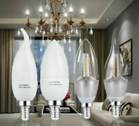 E14 Led Bulb 220v 3w 5w Led Lamp Candle Bulbs Light 220v Ampoule Bombillas